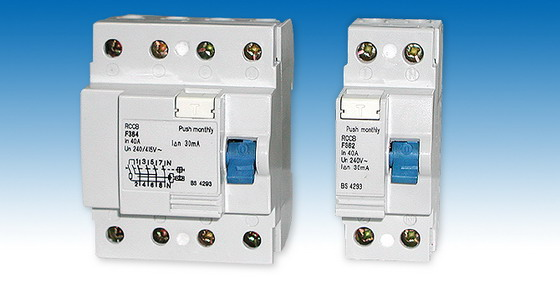 360 Residual Current Circuit Breaker (RCCB)