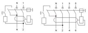 ID Residual Current Circuit Breaker