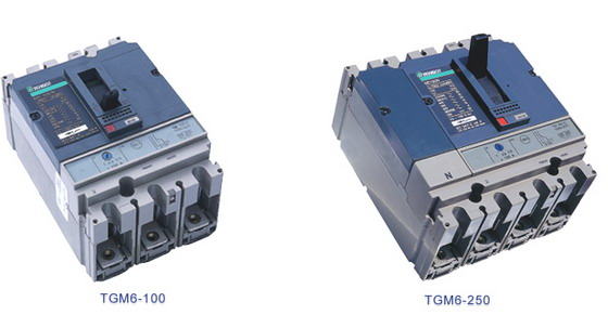TGM6 Moulded Case Circuit Breaker