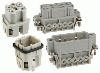 HLA Heavy-Duty Connectors