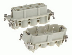 HLB Heavy-Duty Connectors