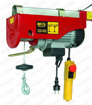 ELECTRIC HOIST-WT-200,400