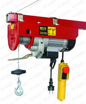 ELECTRIC HOIST-WT-250,500