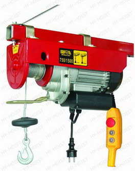 ELECTRIC HOIST-WT-750,1500