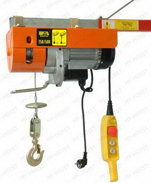 ELECTRIC HOIST-WT-K250,500