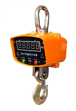 One side crane scale--B type