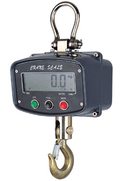 One side crane scale--mini type