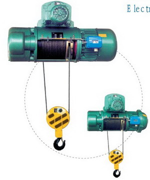 KC CD 1 MD 1 electric hoist