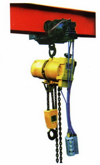 pneumatic chain hoists