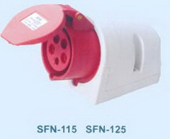 industrial socket