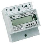 DDS256-II Mini type DIN Rail Installation Single Phase Electronic Watt-Hour Meter (LCD display)