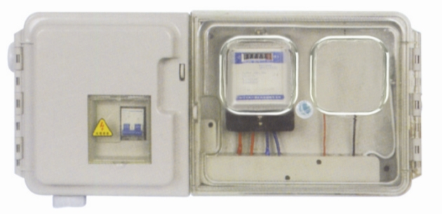 Single Phase Lock Type Meter Box
