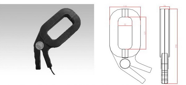 clamp transformer