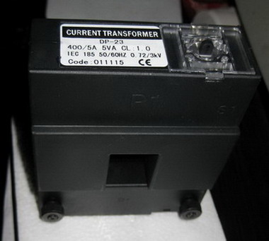 DP split core CT transformers
